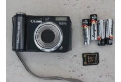 PowerShot Canon Camera  A640