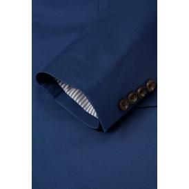 Italian Stretch Cotton Suit Jacket