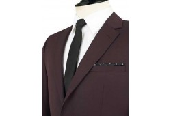 Slim Fit Men's Suit PO.NO: 139B1908 Size 45/42/40/39