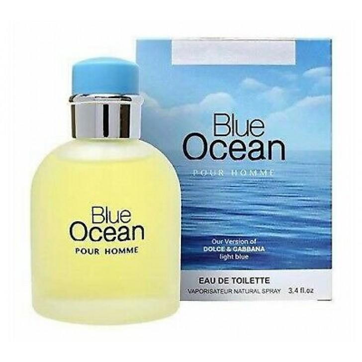 Blue Ocean Parfume Natural Spray